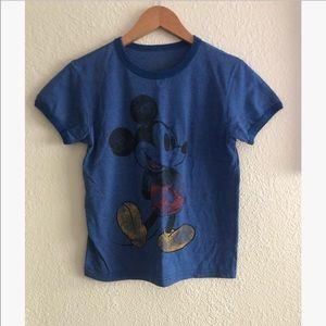 Disney Vintage Mickey Mouse t-shirt sz: XS